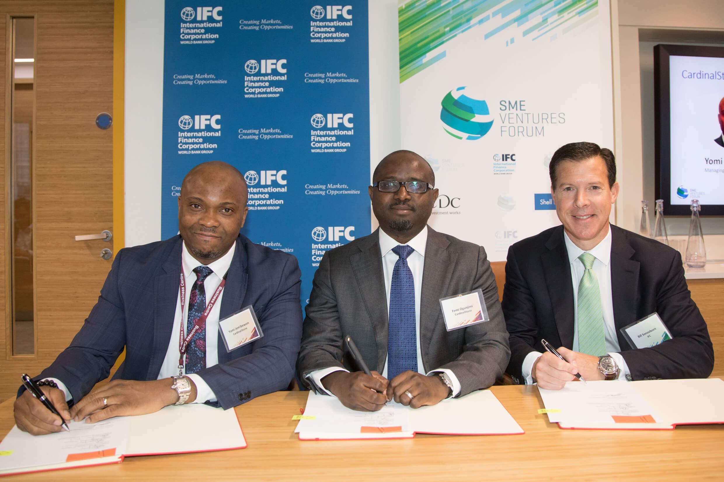 IFC Partners with CardinalStone to Support Small and Medium Enterprises in Nigeria and Ghana